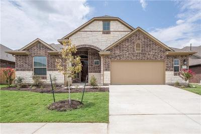 Buda Single Family Home For Sale: 164 Rough Leaf Dr
