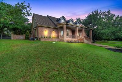 Hays County, Travis County, Williamson County Single Family Home For Sale: 4208 Hidden Canyon Cv
