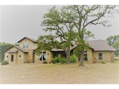 Dripping Springs Single Family Home Pending - Taking Backups: 214 Dos Lagos Dr