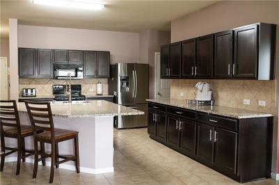 Hutto Single Family Home For Sale: 202 Llano River Trl