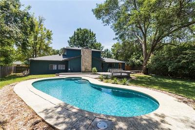 Single Family Home For Sale: 10900 Rustic Manor Ln