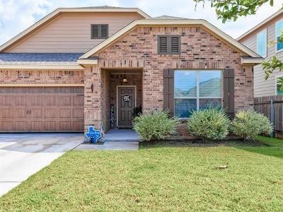 Kyle Single Family Home For Sale: 1270 Verna Brooks Way