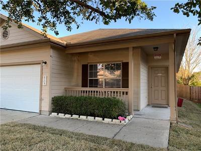 Hays County, Travis County, Williamson County Single Family Home For Sale: 8704 Meridian Oak Ln