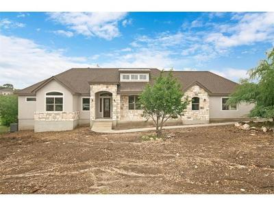 New Braunfels Single Family Home Pending: 117 Iron Horse