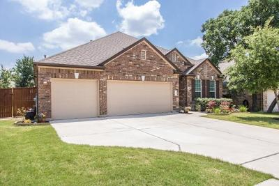Georgetown Single Family Home For Sale: 304 Choke Canyon Ln