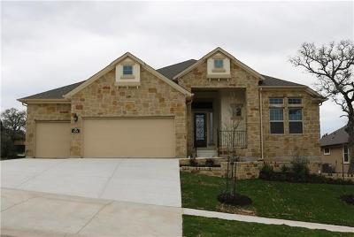 Georgetown Single Family Home For Sale: 109 Woodway Bnd