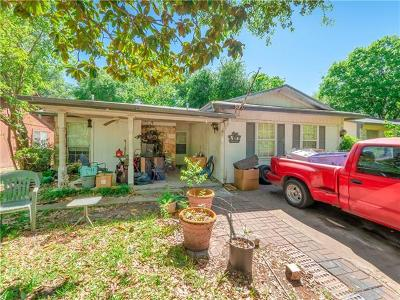 Austin Single Family Home For Sale: 4601 Candletree Ln