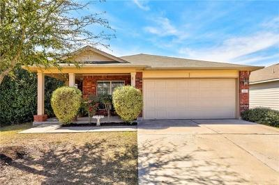 Hutto Single Family Home Pending: 322 Altamont St