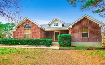 Bastrop Single Family Home Pending - Taking Backups: 114 Mokolii Ct