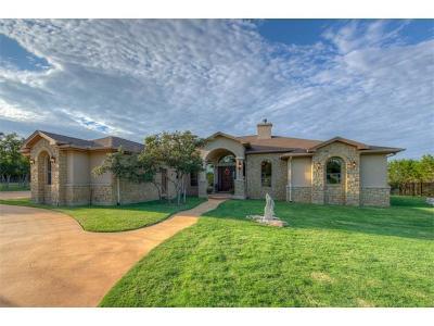 Burnet Single Family Home For Sale: 108 Oak Bnd