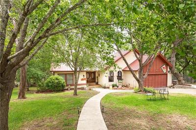 Wimberley Single Family Home Active Contingent: 27 Shady Grove Ln