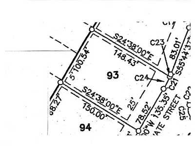 Residential Lots & Land For Sale: 501 Black Wolf