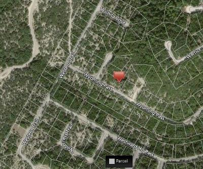 Lago Vista TX Residential Lots & Land For Sale: $8,995
