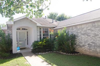 Austin Single Family Home Pending - Taking Backups: 14611 Highsmith St