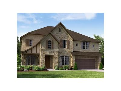 Round Rock Single Family Home For Sale: 2260 Hat Bender Loop