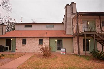 Condo/Townhouse Pending - Taking Backups: 4307 S 1st St #102