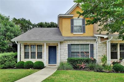 Cedar Park Condo/Townhouse Pending - Taking Backups: 401 Buttercup Creek Blvd #601