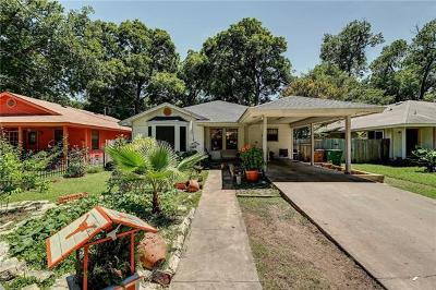 Austin Single Family Home For Sale: 3107 Garwood St
