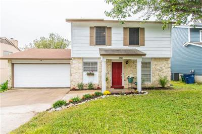 Travis County Single Family Home For Sale: 8415 Spring Valley Dr