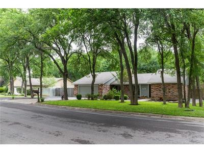 Round Rock Single Family Home Pending - Taking Backups: 601 Deerfoot Dr