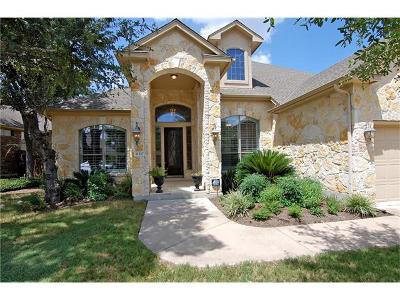 Travis County Single Family Home For Sale: 11517 Via Grande Dr