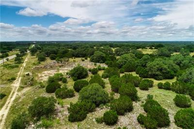 Bertram TX Residential Lots & Land For Sale: $180,000