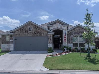 Pflugerville Single Family Home For Sale: 17725 Bridgefarmer Blvd