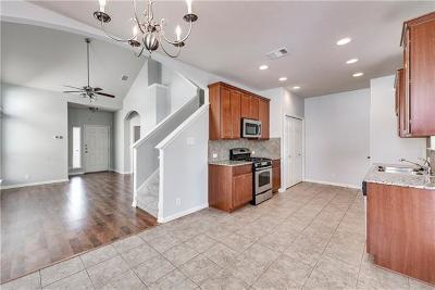 Pflugerville Single Family Home For Sale: 617 North Cascades Ave #1