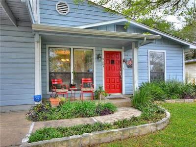 Travis County Single Family Home For Sale: 3203 Garden Villa Ln