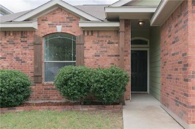 Jarrell Single Family Home For Sale: 228 Engineers Pass