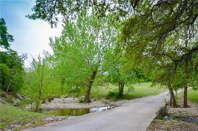 Bosque County, Bell County, Burnet County, Calhoun County, Coryell County, Lampasas County, Limestone County, Llano County, McLennan County, Mills County, Milam County, San Saba County, Williamson County, Hamilton County, Travis County, Comal County, Comanche County, Kendall County Single Family Home For Sale: Crumley Ranch Rd