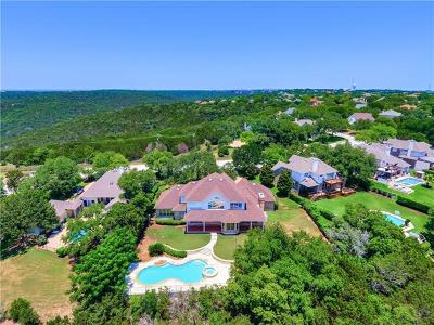 Austin Single Family Home Active Contingent: 10707 Sun Tree Cv