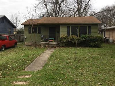 Austin Single Family Home For Sale: 1205 Piedmont Ave