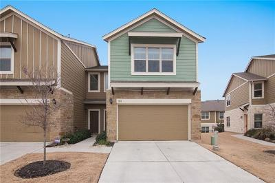 Round Rock Condo/Townhouse Pending - Taking Backups: 1620 Bryant Dr #3103