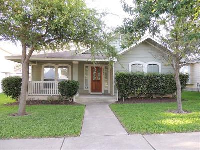 Cedar Park Single Family Home Pending - Taking Backups: 1306 Diner Dr