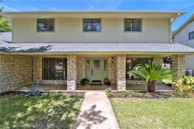 Austin TX Single Family Home For Sale: $365,000