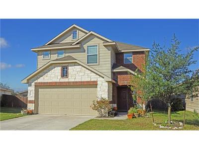 Hays County, Travis County, Williamson County Single Family Home For Sale: 11520 Ashbrook Dr