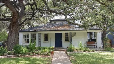 Austin Single Family Home For Sale: 2308 Forest Ave