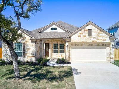 Cedar Park Single Family Home For Sale: 4011 Logan Ridge Dr