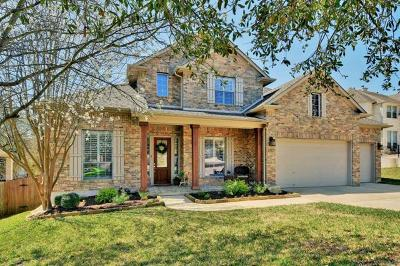 Travis County, Williamson County Single Family Home For Sale: 10104 Chestnut Ridge Rd