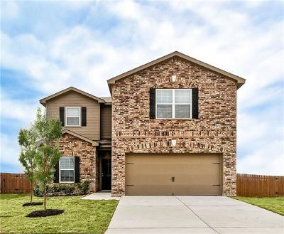 Liberty Hill Single Family Home For Sale: 124 Independence Ave
