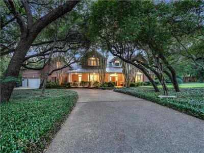 Travis County Single Family Home For Sale: 109 Wood Trl