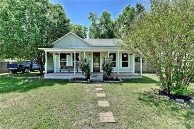 Bastrop Single Family Home For Sale: 1201 Farm St