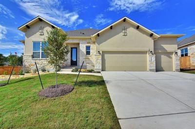 Dripping Springs Single Family Home For Sale: 144 Bell Hill Dr