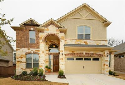 Hays County, Travis County, Williamson County Single Family Home For Sale: 2309 Williston Loop