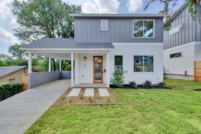 Travis County Single Family Home For Sale: 1815 Adina St