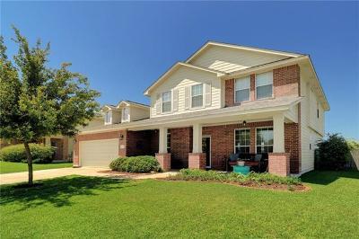 Georgetown Single Family Home Pending - Taking Backups: 7710 Pebble Creek Dr