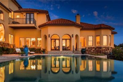 Austin TX Single Family Home For Sale: $1,350,000
