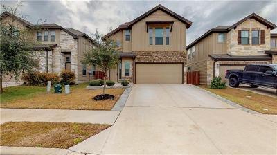 Austin Single Family Home Pending - Taking Backups: 16100 Travesia Way