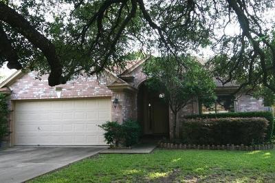 Cedar Park Single Family Home For Sale: 1002 Elmwood Cv